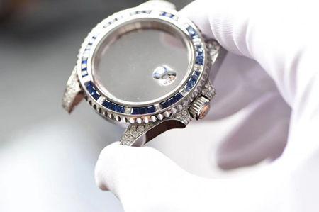 Diamonds Bezel